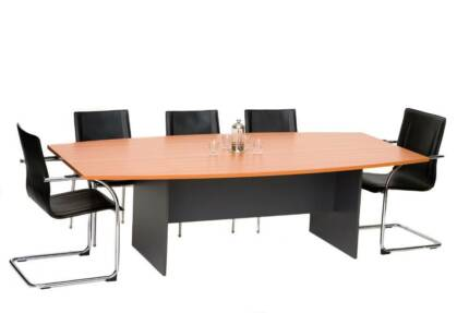 Custom Made Metal Boardroom/Meeting Table | Dining Tables ...