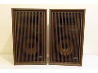 Kenwood Trio KL-3090 Speakers Retro Vintage