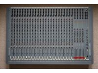 Soundcraft Spirit Studio 24-8-2 mixing console