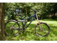 KONA STINKY - downhill, freeride full suspension mountain bike. MUST GO ASAP.!!