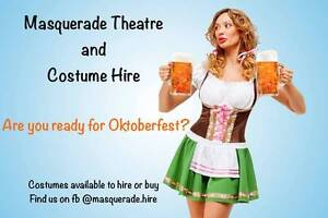 Masquerade Theatre and Costume Hire Ellenbrook Swan Area Preview