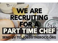 Part Time Chef Brood at Roco