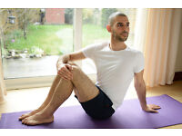 Beginners Yoga Class in Finsbury Park, North London - Small group classes. Men welcome.