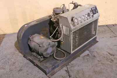 15 Hp Atlas Copco Model 15sabc Air Compressor Yoder 52517