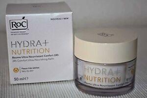 HYDRA-NUTRITION-24-HORAS-DE-ROC-balsamo-ultra-nutritivo-50-ml-nuevo-sin-uso