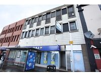 2,000 sq ft, 1st Floor Office space, suitable for variety of uses, Paisley, across from Town Hall