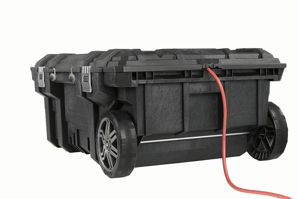 Husky 22-inch Pro Grade Rolling Tote