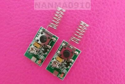 2 X Laser Diode Driver Circuit Board For 532nm Green Laser Pointer 3v-4.2v 390ma