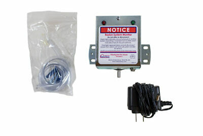 Checkpoint Audible Radon Mitigation System Alarm