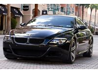 BMW M6 E63 PARTS NEEDED (BREAKING) S3, RS3,RS4,C63, GOLF R
