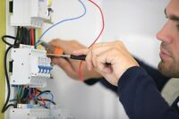 Electrician with 30+ Years Experience - Home&Commercial