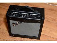 Fender mustang II V.2 combo amplifier