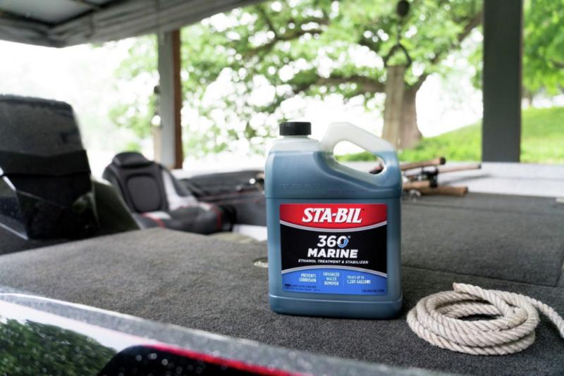 STA-BIL (22250) 360 Marine Ethanol Treatment, Fuel Stabilizer, 1 Gallon NEW