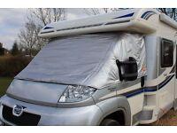 Taylormade Longer Length external windscreen cover MotorHome Camping