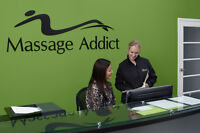 Registered Massage Therapist - Evenings and Weekends