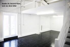 Studio availabilty in Unit 10, off Juno Way, SE14 5RW: Suit Creatives/Artists/SMES/Desk Spaces
