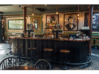 Part time bar staff wanted for the Well & Bucket, Shoreditch / Brick Lane Pub
