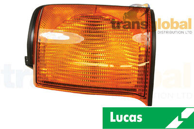 Front LH Indicator Light Lamp Lens for Land Rover Discovery 2 98-02 - OE Lucas