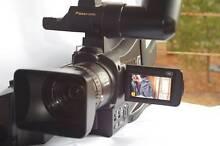 Panasonic video camera Melbourne CBD Melbourne City Preview