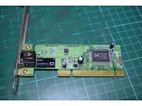Realtek RTL8139D 10/100Mbps PCI Fast Ethernet Adapter