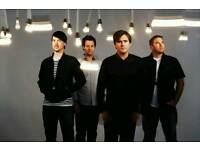 Jimmy eat world manchester 2 standing tickets