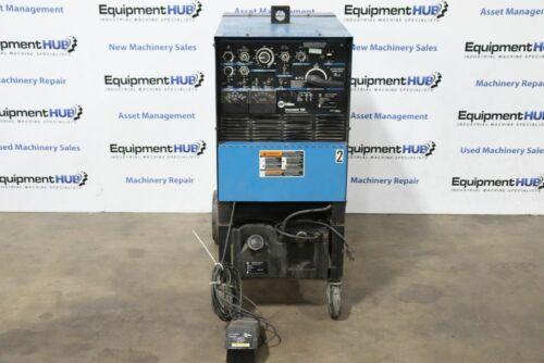 Miller Syncrowave 250 Tig Welder w/ Water Cooler
