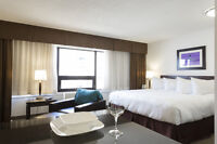 Luxury Furnished Suites in Downtown Winnipeg - Monthly Rentals!