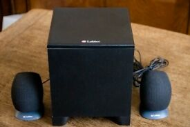 Labtec PC Speakers