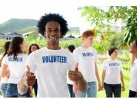 Do you need volunteers?