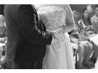 Wedding dlus Size