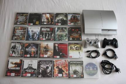 Playstation 3 Entertainment Pack including Guitar Hero World Tour North Perth Vincent Area Preview