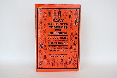 Easy Halloween Costumes for Children - Vintage Halloween Vintage Sewing Patterns