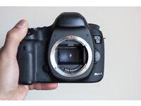 Canon 5dmkiii Low shutter
