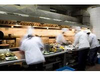 Kitchen Manager - Reading, Salary up to £24,000 + Bonus + Benefits