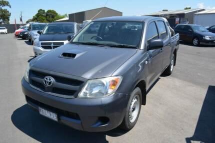 2007 Toyota Hilux SR 4x2 Diesel D/Cab Ute Warragul Baw Baw Area Preview