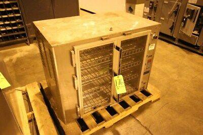 Deluxe Double Door Oven With 4-rack Shevles Mn Cr-2-4k
