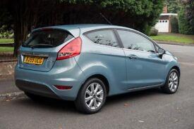 Ford Fiesta Zetec 1.4 Blue 65k USB Bluetooth AirCon
