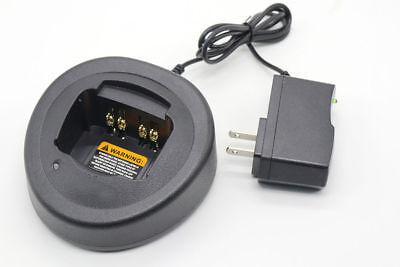 Rapid Charger for Motorola Radio HT750 HT1250 GP328 GP340 GP380 GP338 110V