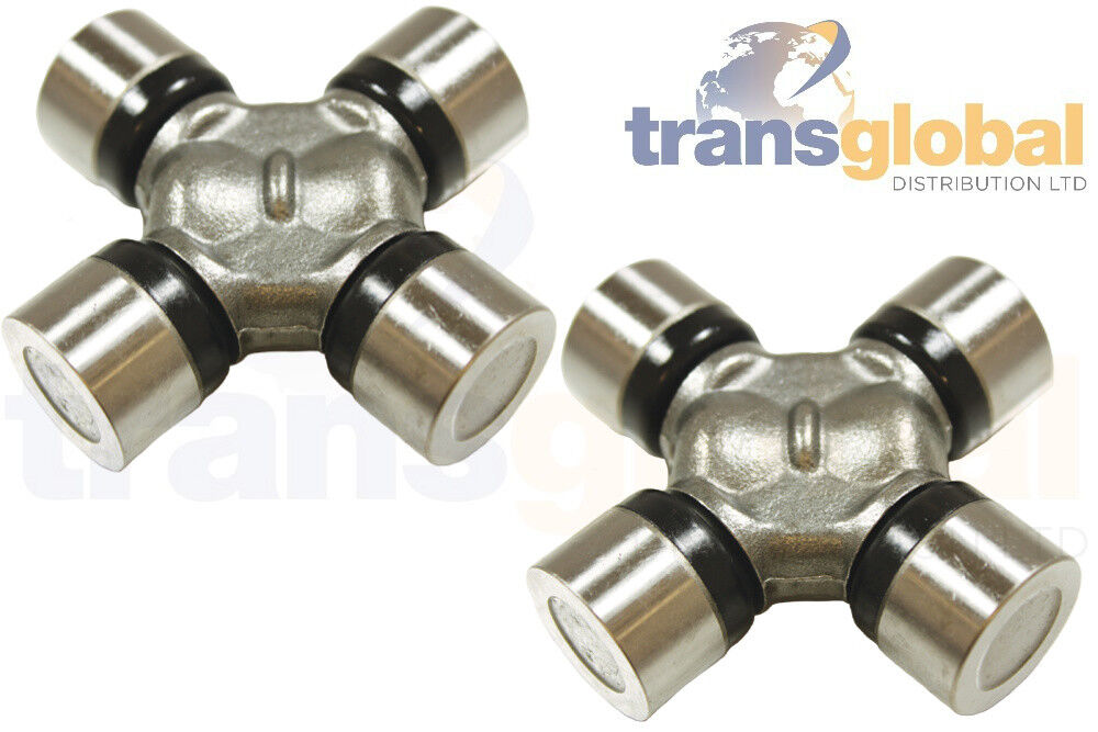 RTC3346 LAND ROVER SERIES 2 /& 3 PROPSHAFT UJ UNIVERSAL JOINTS NEW PAIR