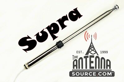 OEM Power Antenna MAST Fits:Toyota SUPRA  1993-1999 BRAND NEW STAINLESS STEEL Toyota Power Antenna Mast