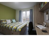 STUDENT ROOM TO RENT IN BIRMINGHAM. EN-SUITE AND STUDIO WITH PRIVATE ROOM, BATHROOM AND STUDY SPACE