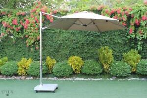 Patio Furniture Clearance in Canada! Outdoor Patio Umbrella by Cieux! Sunbrella Fabric!