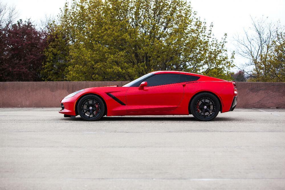 2014 Red Chevrolet Corvette  2LT | C7 Corvette Photo 8