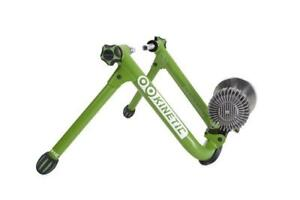 NEW Kinetic Road Machine 2.0 Fluid Trainer, Green