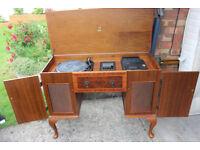 Vintage DYNATRON RADIOGRAM GC1412PW