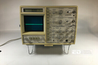 Sencore 80mhz Oscilloscope Waveform Analyzer Sc3080 Ori