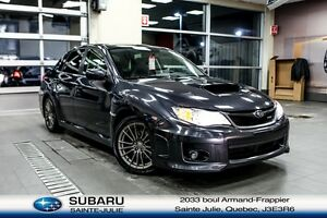 2014 Subaru Impreza Sedan WRX AWD LIMITED 265HP *** ONLY 110$ /