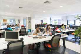 Desk & flexible work space + mentoring + startups + support + events