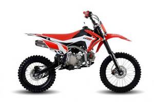 ALL-NEW 2019 DHZ OUTLAW 125CC EL, DIRT BIKE , Large WHEEL Jamisontown Penrith Area Preview