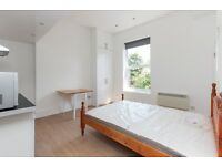 Brand New Studio Flat in Kentish Town - 5 Mins to Station - Water and Electricity Bills are included